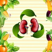 Bệnh thận và đái tháo đường: phần 9 – Điều trị dinh dưỡng